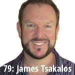 James Tsakalos Interview: Practical NLP Podcast 79