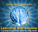 Timeline learning audio