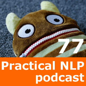 Practical NLP Podcast clearing anxiety
