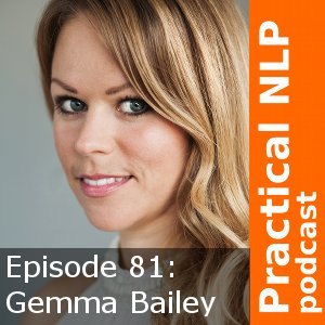 Practical NLP Podcast Gemma Bailey